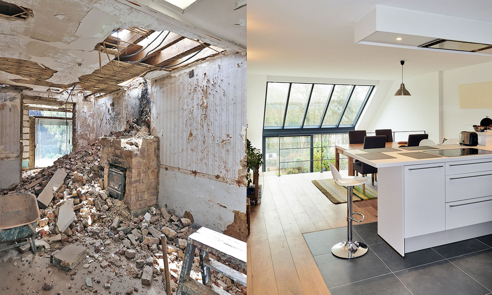 Interior Design › Krieger Immobilien + Design